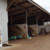 龍ケ崎市有機肥料生産組合堆肥センターで牛糞堆肥を購入